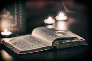 a Bíblia foto