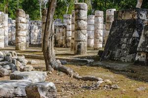 chichen itza, civilização maia, méxico foto