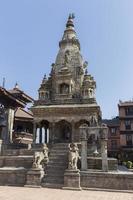 Praça Durbar em Bhaktapurs