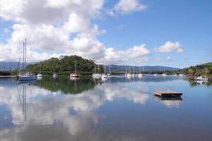 Baía de Savusavu, Fiji