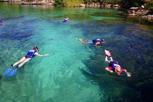 snorkeling foto
