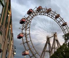 Wiener Riesenrad foto