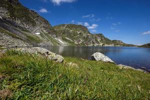 o lago dos rins, os sete lagos rila, montanha rila