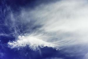 separação meteorológica dos caminhos foto