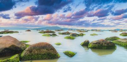 vila de pescadores no sul do brasil