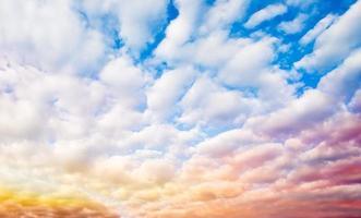 céu de fantasia