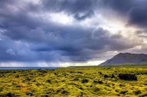 velho campo de lava