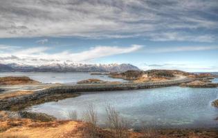 coleção natureza noruega