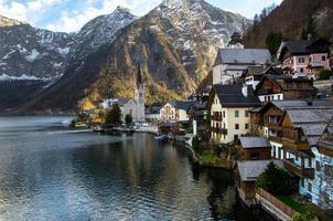 Hallstatt Áustria foto