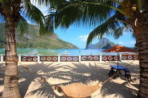 ilha tropical foto