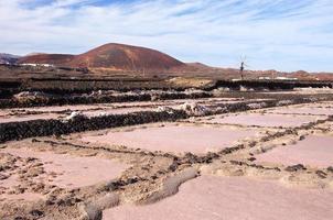 Salinas de los Agujeros, Lanzarote