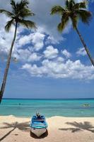 praia perfeita foto