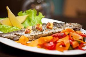 peixe truta arco-íris