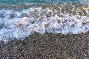 ondas no litoral foto