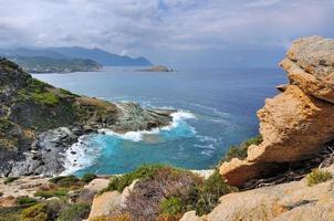 costa selvagem - corsica