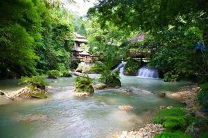 vila da floresta tropical