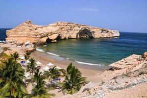 Muscat Shangri-la Beach