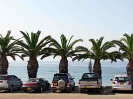 lugar de estacionamento foto