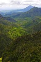 áfrica queda d'água gran riviere foto