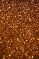 fundo de celebração do feriado de brilho dourado brilhante