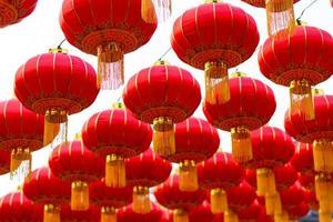 lâmpada chinesa foto