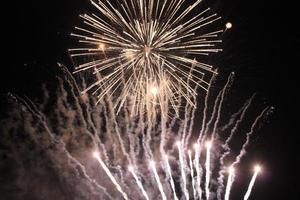 o poder dos fogos de artifício
