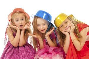 crianças lindas felizes foto
