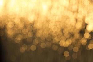fundo festivo dourado. dourado abstrato
