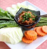 molho de pimenta tailandesa