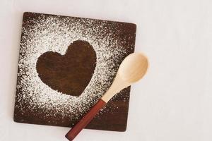 coração de açúcar