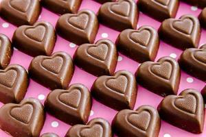 doces e cupcakes do dia dos namorados foto