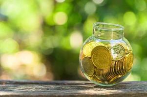 economizando dinheiro conceito