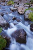 corrente de água