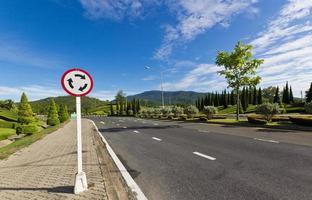 sinal de trânsito foto