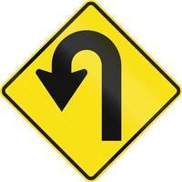 curva fechada na Austrália