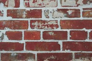 textura. tijolo foto