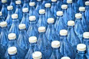garrafa de agua foto