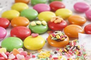 material para decorar chocolate