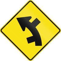 estradas em curva na austrália