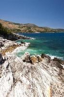 litoral de Corfu