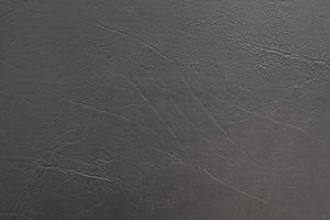 textura de couro preto foto