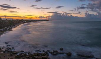 ondas no litoral