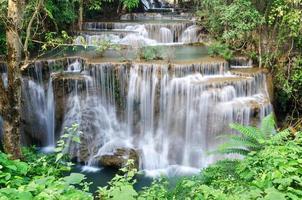 Huay mae kamin cachoeira