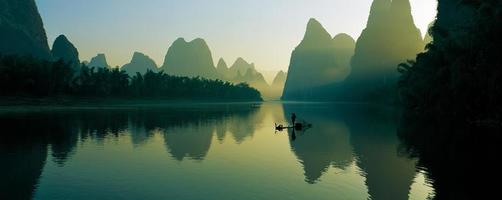 Lijiang manhã