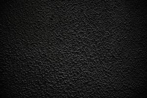 textura preta encaracolada