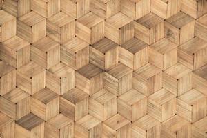 fundo e textura de bambu