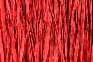 fundo de ráfia de papel vermelho