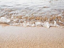 onda da praia de Sanur