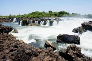 Sioma Falls, Zâmbia foto