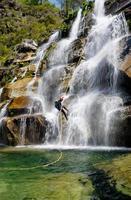canyoning com lagoa foto